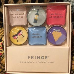 Other - Fringe Glass Magnets